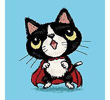 Super kitten Photographic Print
