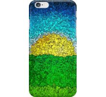 Setting Sun iPhone Case/Skin