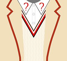 5th Doctor Costume Shirt by IncidentTheEnd