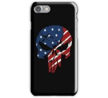 American Skull iPhone Case/Skin