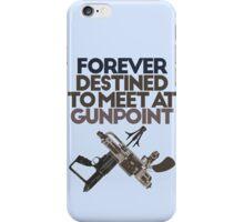 Meet at Gunpoint iPhone Case/Skin