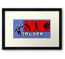 Gruber Framed Print