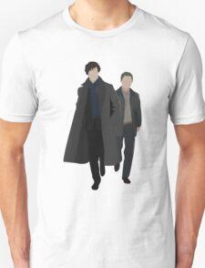 Sherlock and Watson T-Shirt