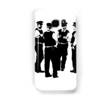 The Laughing Policemen Samsung Galaxy Case/Skin