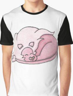Lion Graphic T-Shirt