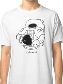 Astronot Classic T-Shirt