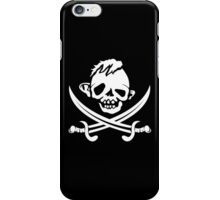 Sloth Pirate Flag iPhone Case/Skin