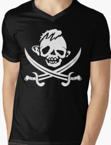 Sloth Pirate Flag T-Shirt
