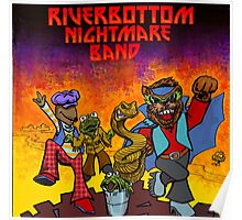 River Bottom Nightmare Band Poster