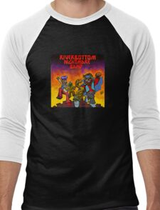 River Bottom Nightmare Band Men's Baseball ¾ T-Shirt