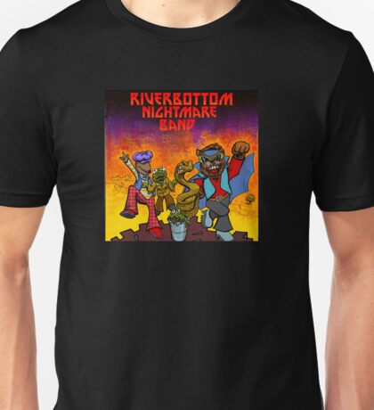 River Bottom Nightmare Band Unisex T-Shirt