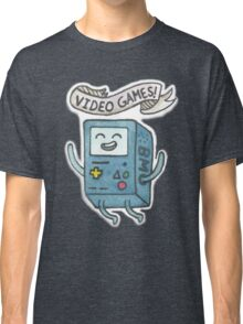 Video Games! Classic T-Shirt