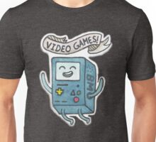 Video Games! Unisex T-Shirt
