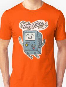 Video Games! Unisex T-Shirt