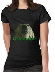 Not A Polar Bear Womens Fitted T-Shirt