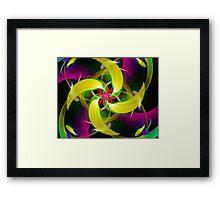 Amaryllis Breeze Framed Print