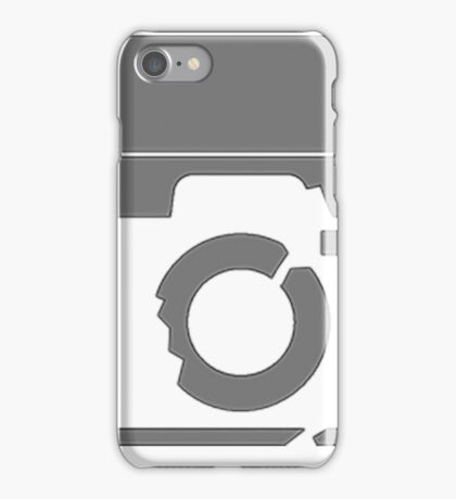 Scotland Urbex LOGO iPhone Case/Skin