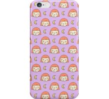 Lunar Girl iPhone Case/Skin