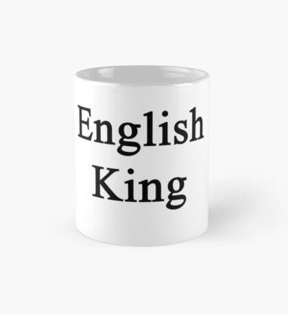 English King  Mug