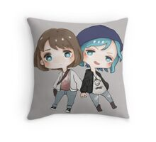 LIS Pricefiel Throw Pillow