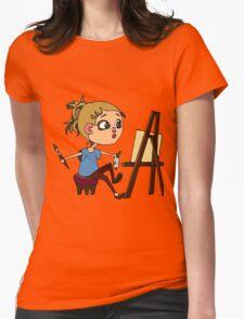 Artist at work T-Shirt