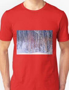 Snow In The Forest T-Shirt