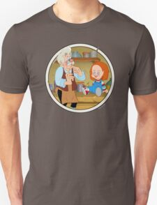 The Puppeteer and his doll  T-Shirt