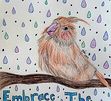 Embrace The Rain  by Rocker-fan-art