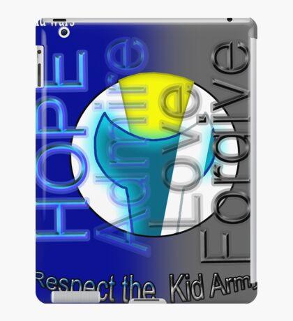 The Kid Army Slogan iPad Case/Skin