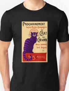Chat de Cheshire Unisex T-Shirt