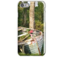 T'was a rough night last night Moville, Donegal, Ireland. iPhone Case/Skin