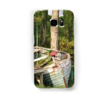 T'was a rough night last night Moville, Donegal, Ireland. Samsung Galaxy Case/Skin