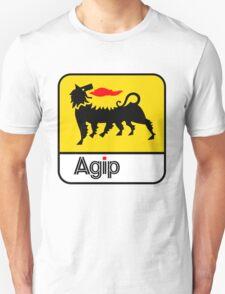 agip logo sport racing motogp team T-Shirt