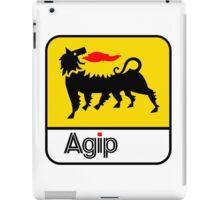 agip logo sport racing motogp team iPad Case/Skin