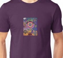 Land Of The Dream, Home Of The Brain Unisex T-Shirt