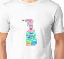 Anti Patriarchy Spray Unisex T-Shirt