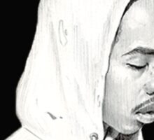 earl sweatshirt grief Sticker