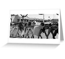 FORMATION!!  Greeting Card