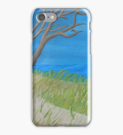 Tree of Solitude iPhone Case/Skin