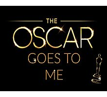 oscar Photographic Print