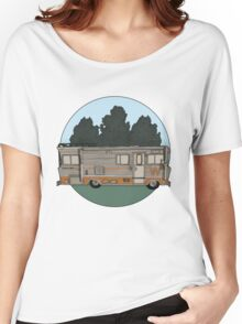The Walking Dead / Dales RV  Women's Relaxed Fit T-Shirt