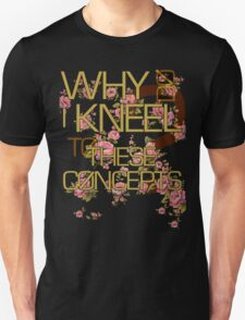 Why Do I Kneel To These Concepts? Twenty-One Pilots T-Shirt