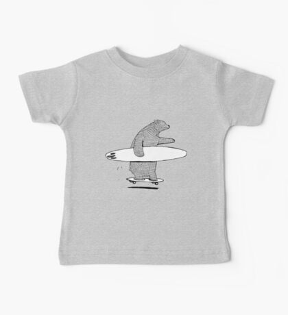 Going Surfing Baby Tee