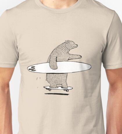 Going Surfing Unisex T-Shirt