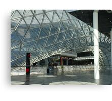 MyZeil Shopping Mall    Canvas Print