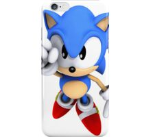 Classic Sonic iPhone Case/Skin