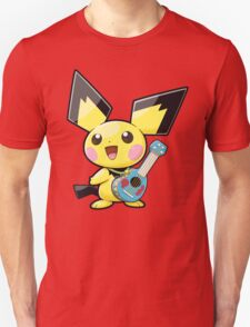 pikachu Music T-Shirt