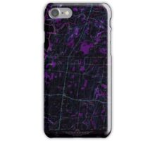 New York NY Rush 129256 1971 24000 Inverted iPhone Case/Skin