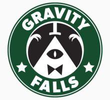 Gravity Falls Baby Tee