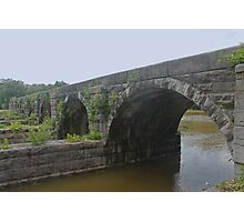 Aqueduct - Finger Lakes Photographic Print